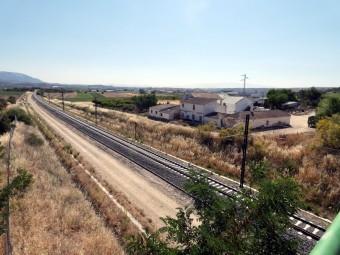 La plataforma insta a debatir sobre el modelo ferroviario andaluz. FOTO: EL CORTO