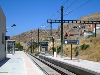 Estación de tren de Loja