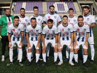 'Once' titular en el partido del domingo frente al Colomera. FOTO: PACO CASTILLO.